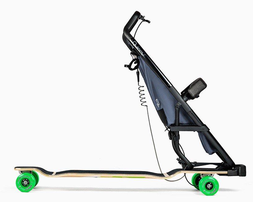 quinny longboardstroller