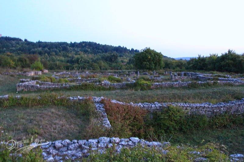 Римската вила край Мадара