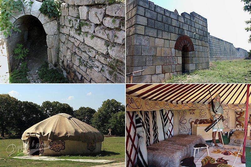 Старата столица Плиска