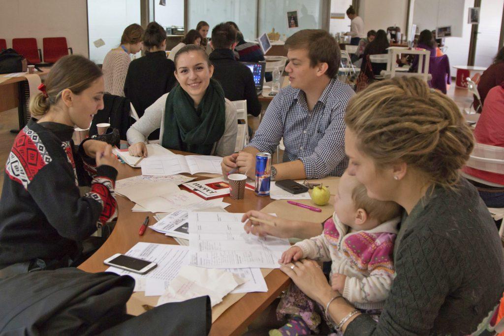 Инкубатор за социални иновации - екипи