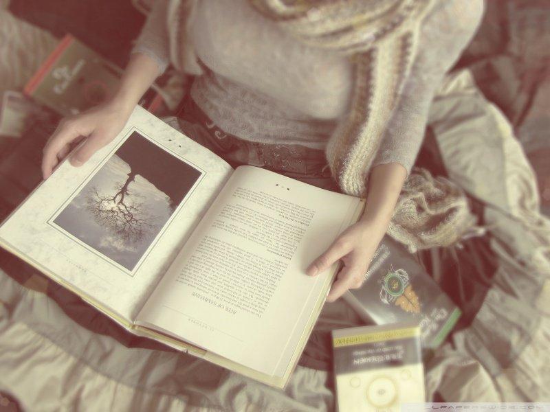 Как да научим детето да обича книгите?